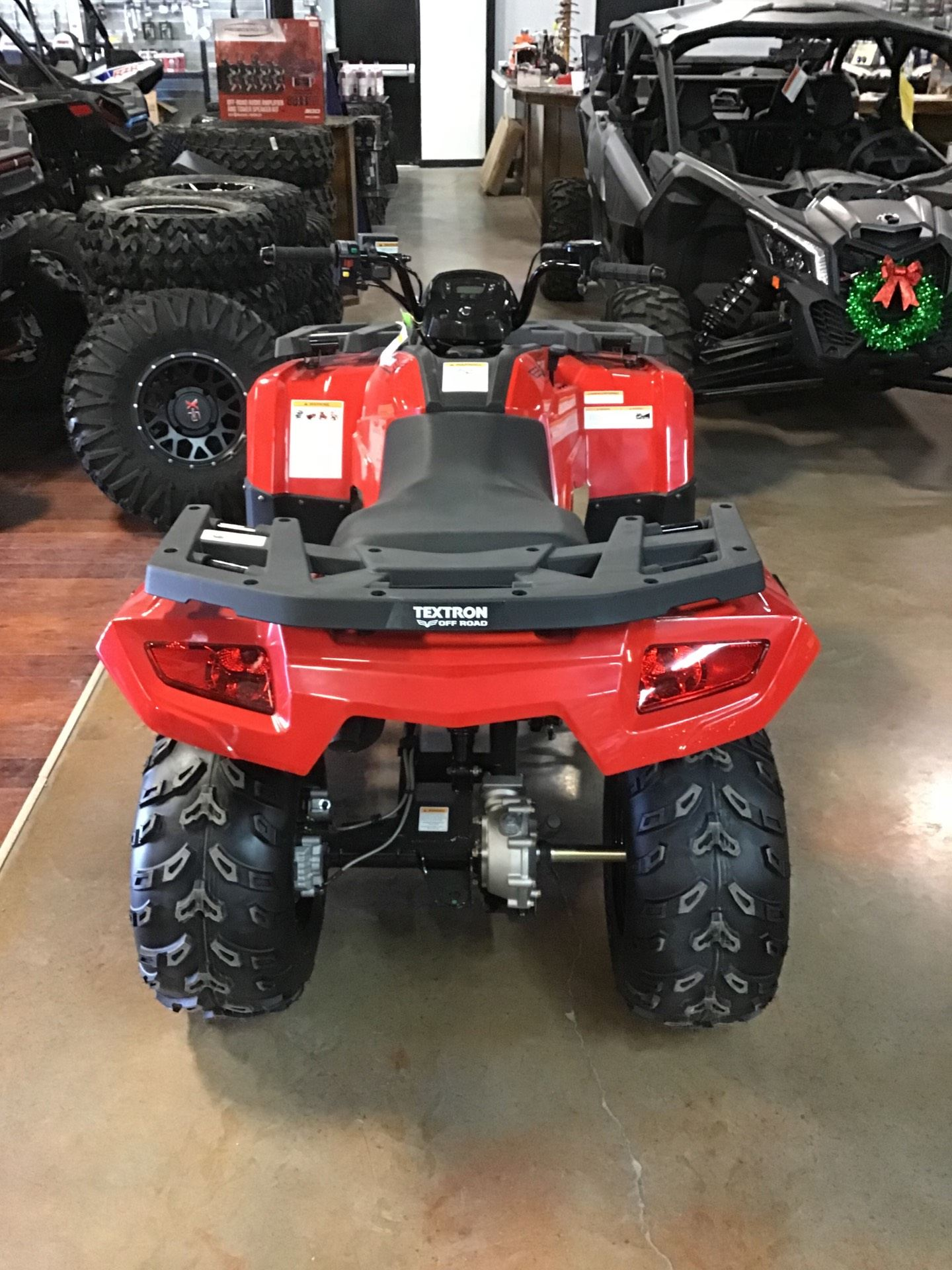 2019 Textron Off Road Alterra 150 in Roswell, New Mexico - Photo 4