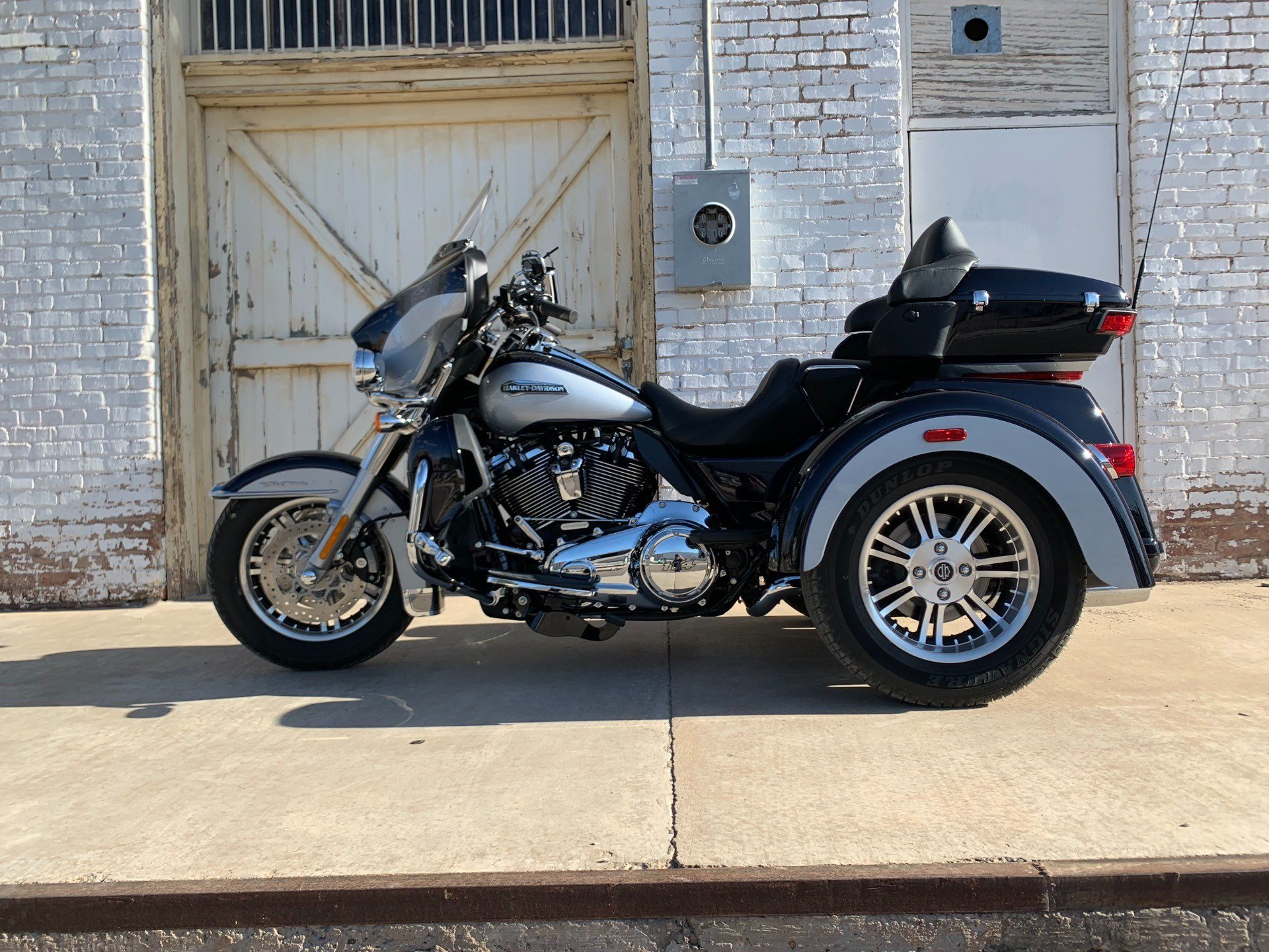 Harley Davidson Tri Glide >> 2019 Harley Davidson Tri Glide Ultra In Roswell New Mexico
