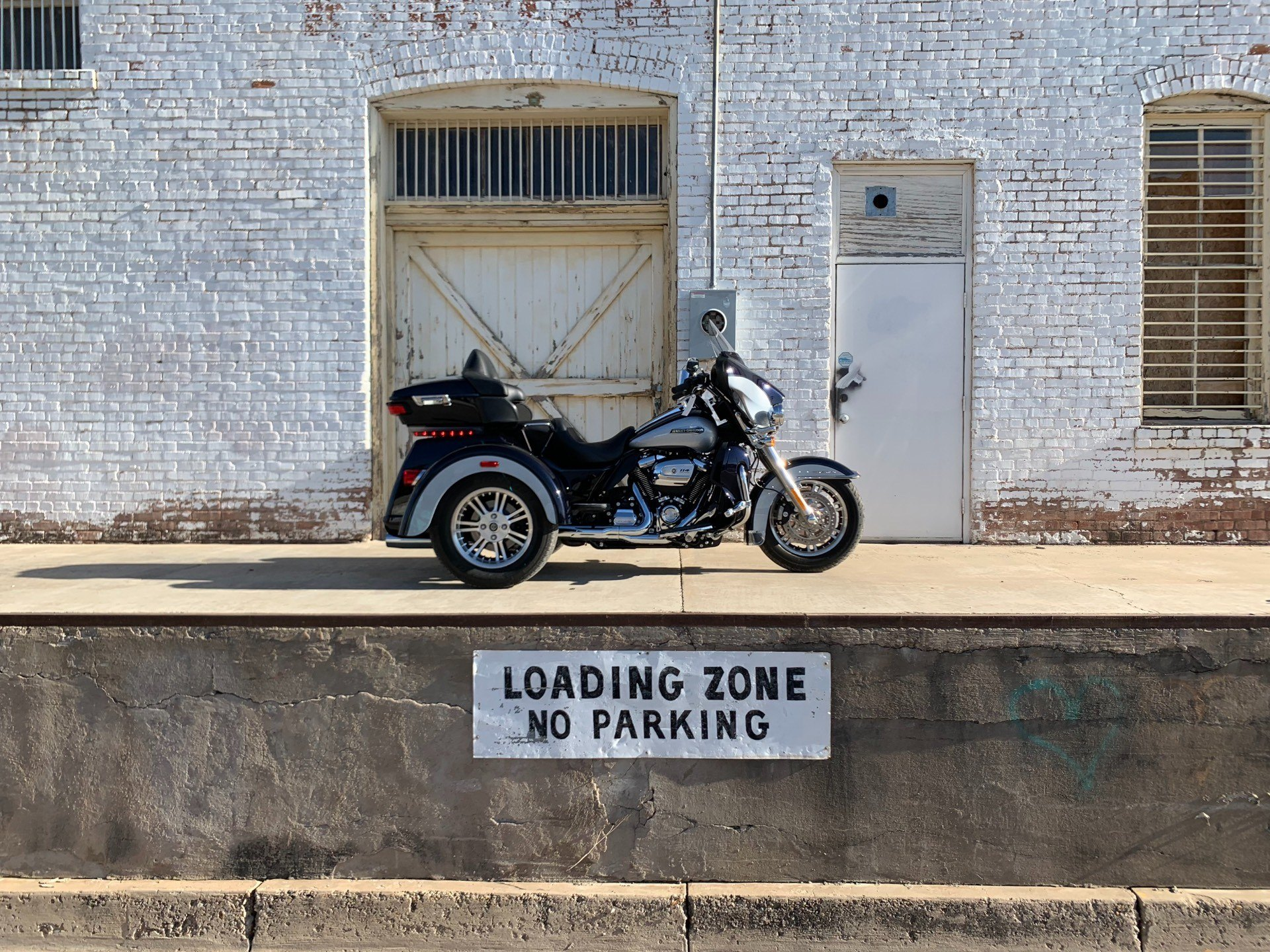 2019 Harley-Davidson Tri Glide® Ultra in Roswell, New Mexico