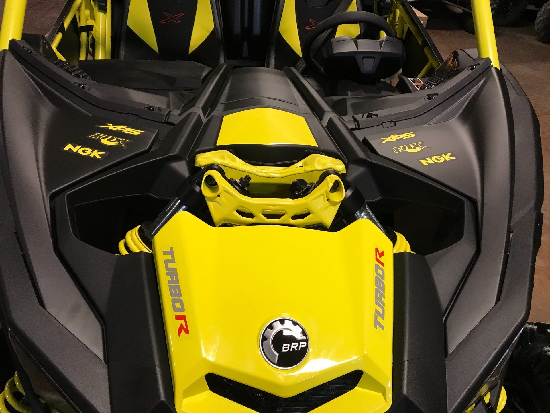 2018 Can-Am Maverick X3 X MR Turbo R in Roswell, New Mexico