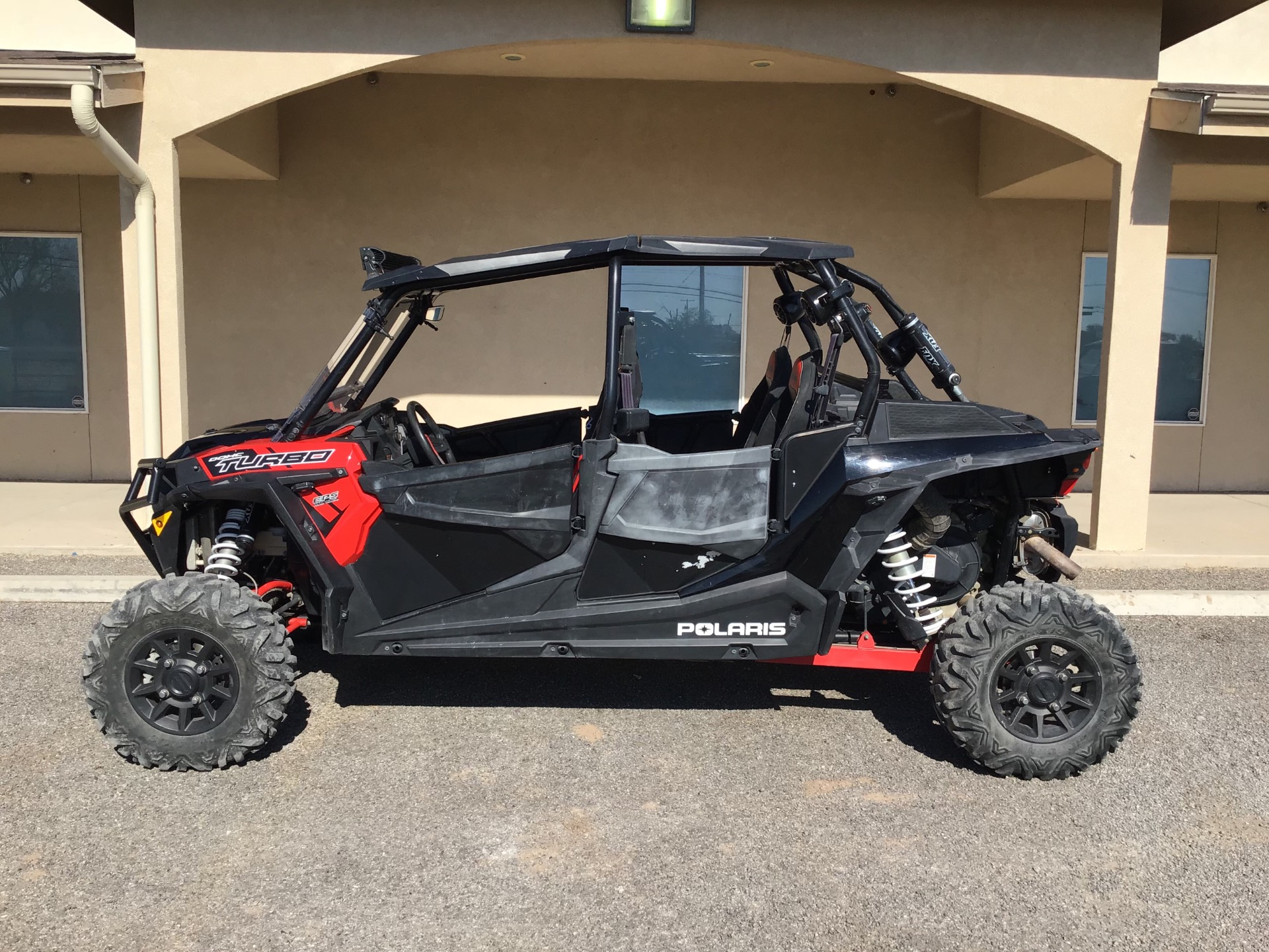 2017 Polaris RZR XP 4 Turbo EPS in Roswell, New Mexico