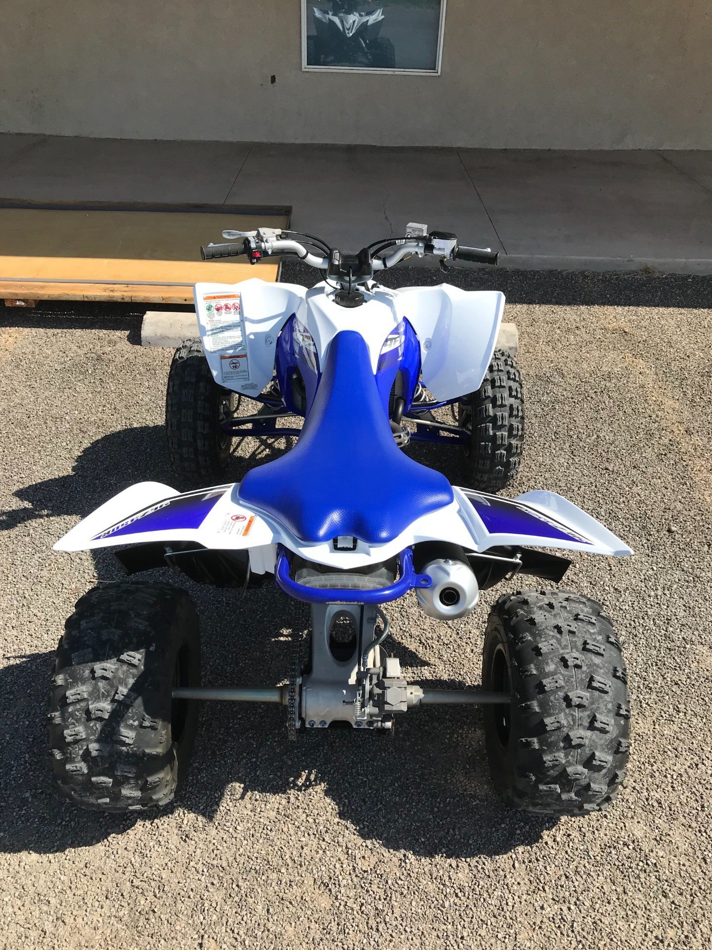 2017 Yamaha YFZ450R in Roswell, New Mexico - Photo 7