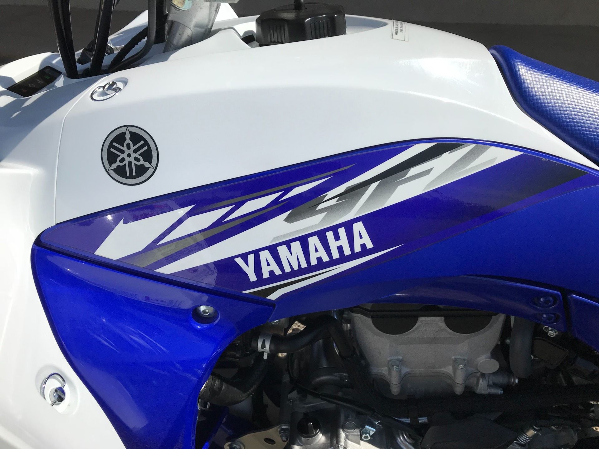 2017 Yamaha YFZ450R in Roswell, New Mexico - Photo 13