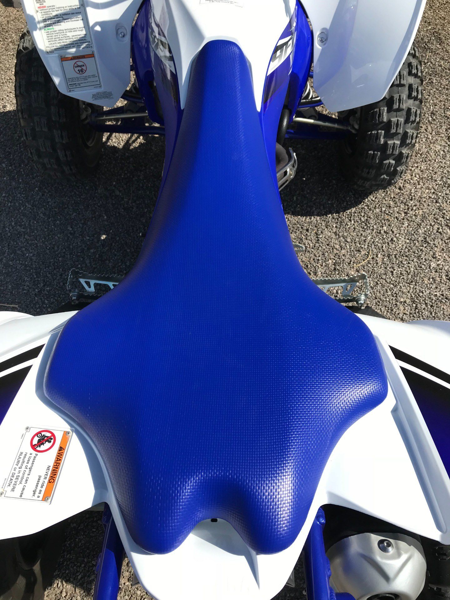 2017 Yamaha YFZ450R in Roswell, New Mexico - Photo 18