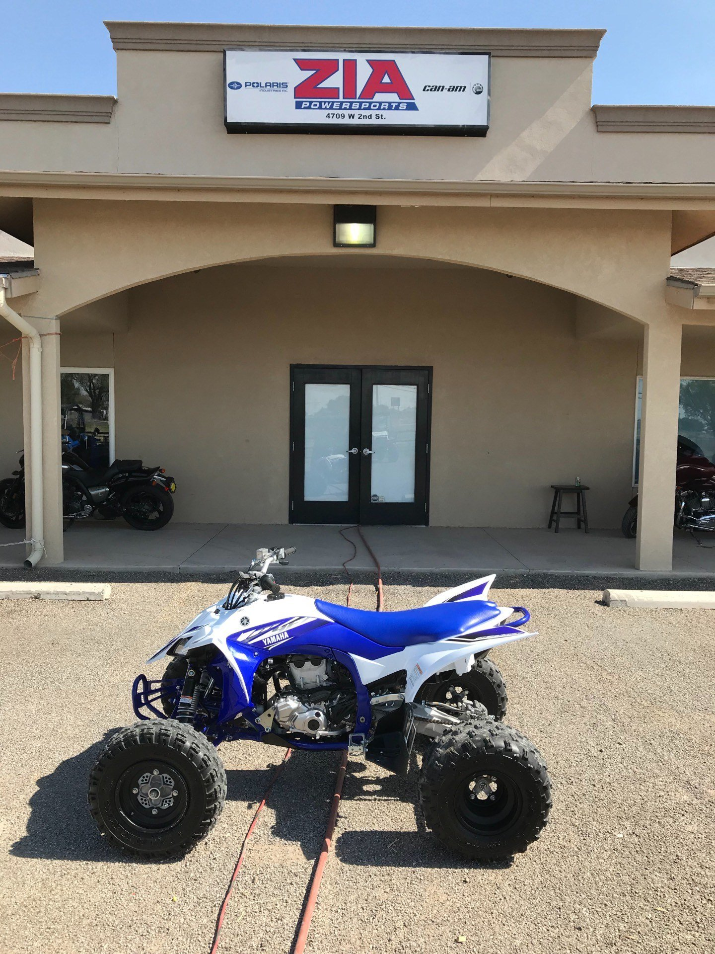 2017 Yamaha YFZ450R in Roswell, New Mexico - Photo 20
