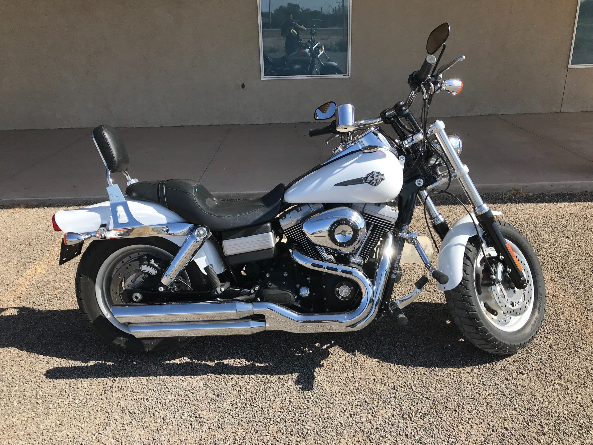 2011 Harley-Davidson Dyna® Fat Bob® in Roswell, New Mexico - Photo 1