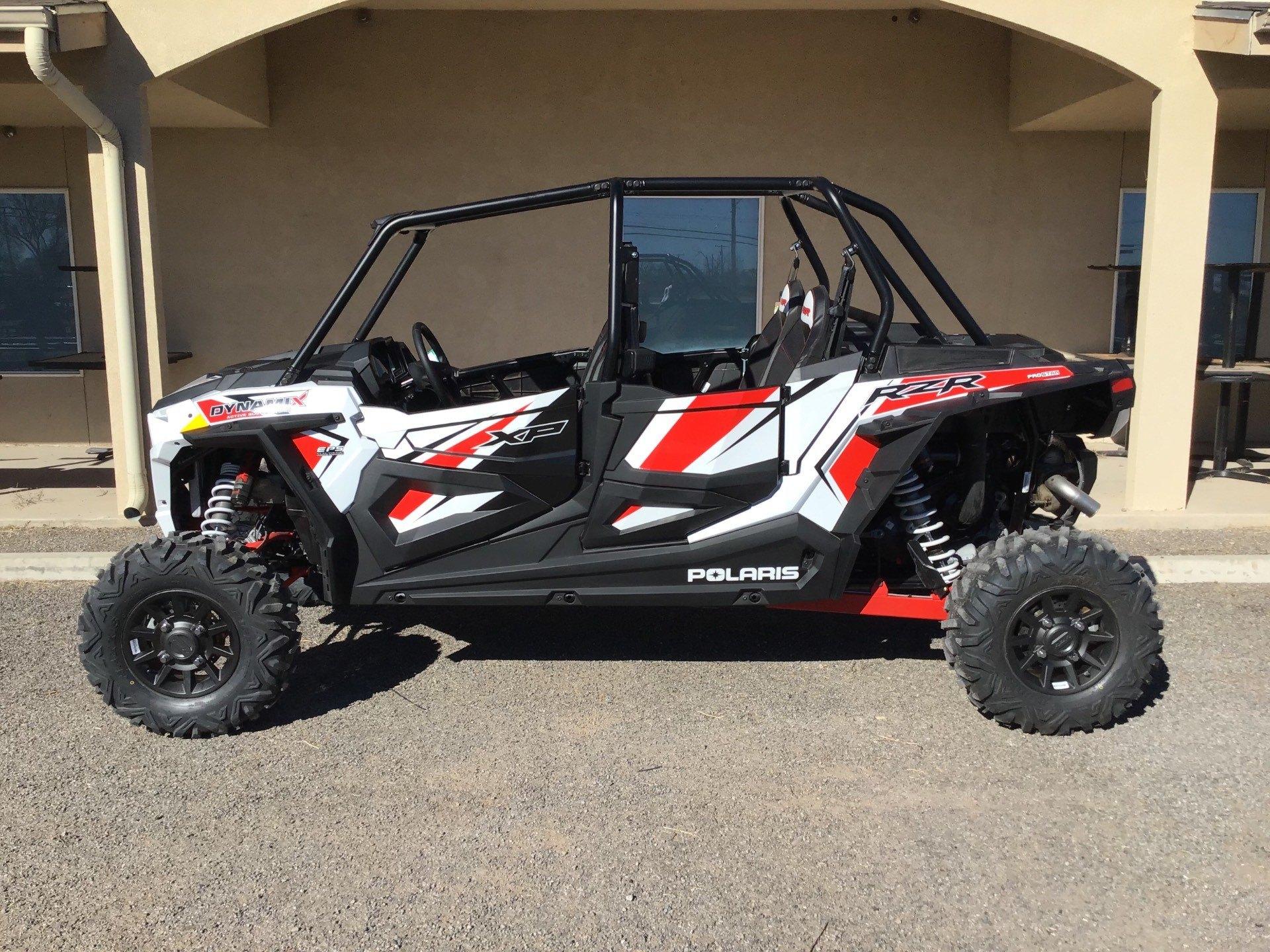 Polaris Rzr 1000 4 Seater >> 2019 Polaris Rzr Xp 4 1000 Dynamix In Roswell New Mexico