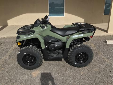 2019 Can-Am Outlander 450 in Roswell, New Mexico