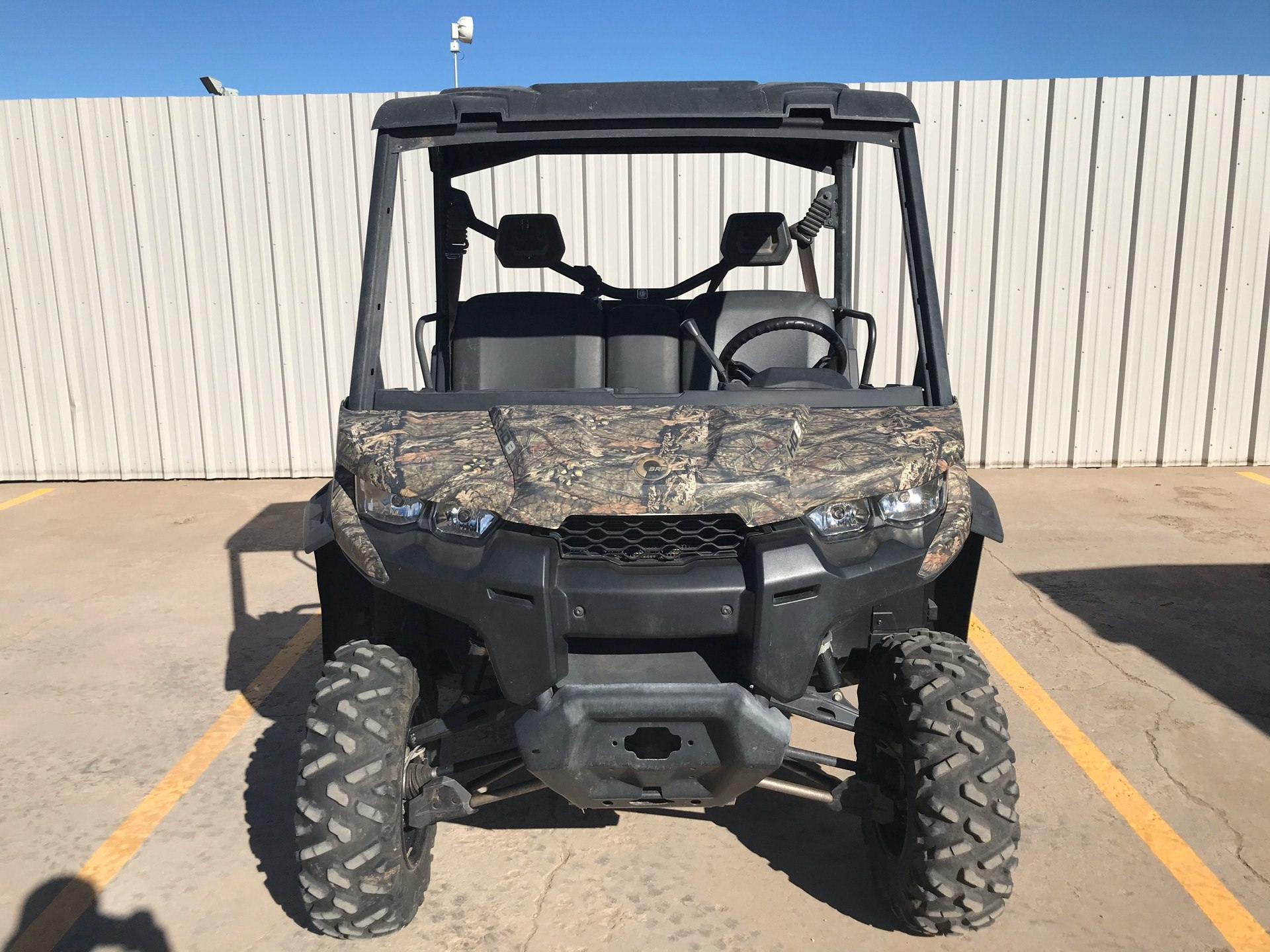 2018 Can-Am Defender DPS HD8 in Amarillo, Texas - Photo 3
