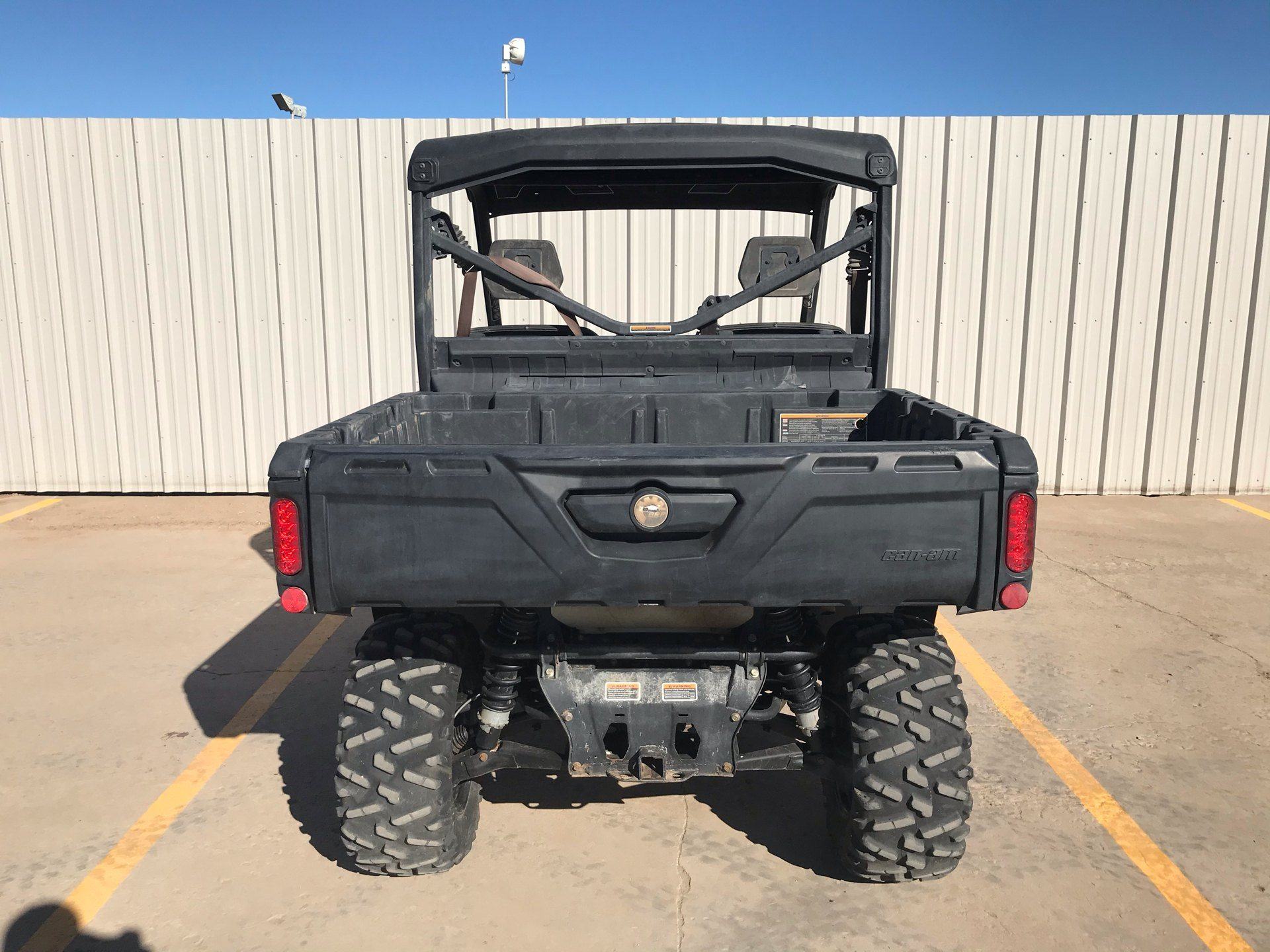 2018 Can-Am Defender DPS HD8 in Amarillo, Texas - Photo 8