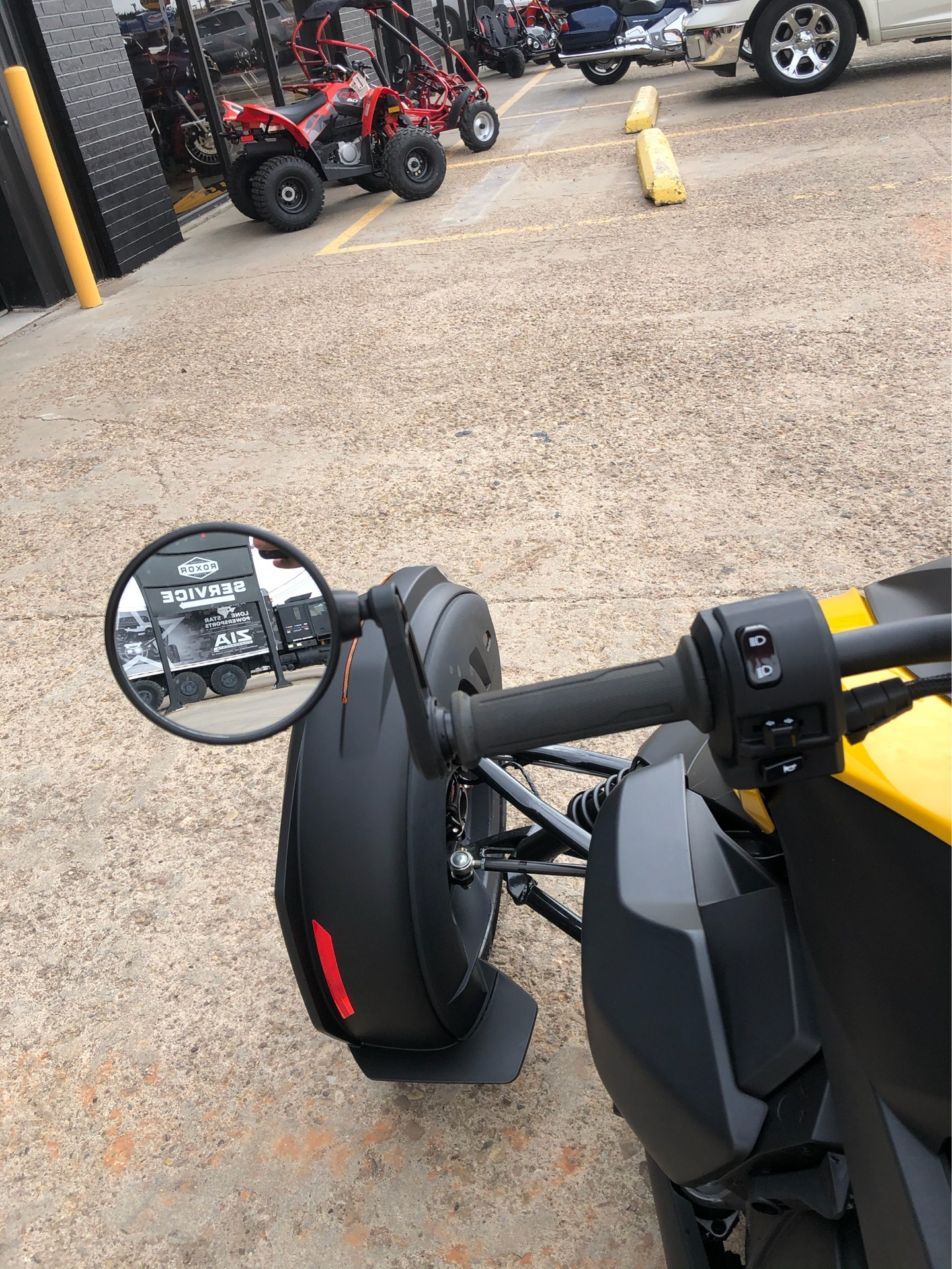2020 Can-Am Ryker 900 ACE in Amarillo, Texas - Photo 6