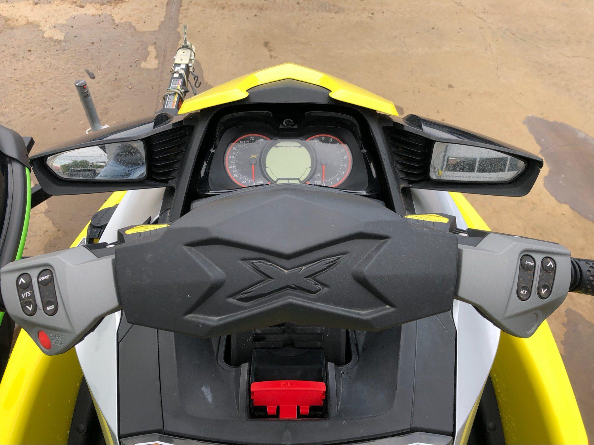 2015 Sea-Doo RXT®-X® 260 in Amarillo, Texas