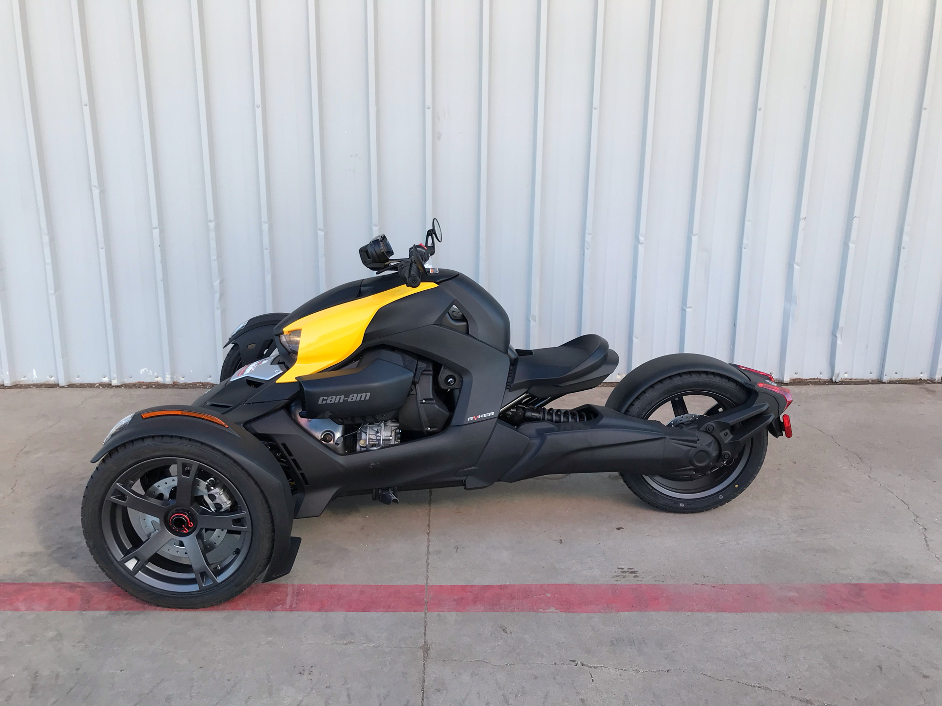 2021 Can-Am Ryker 900 ACE in Amarillo, Texas - Photo 3