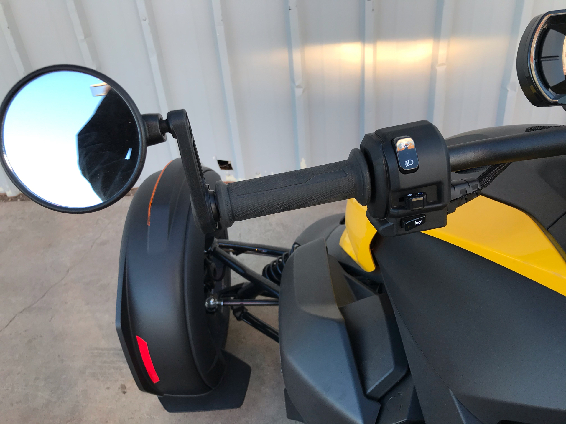 2021 Can-Am Ryker 900 ACE in Amarillo, Texas - Photo 8