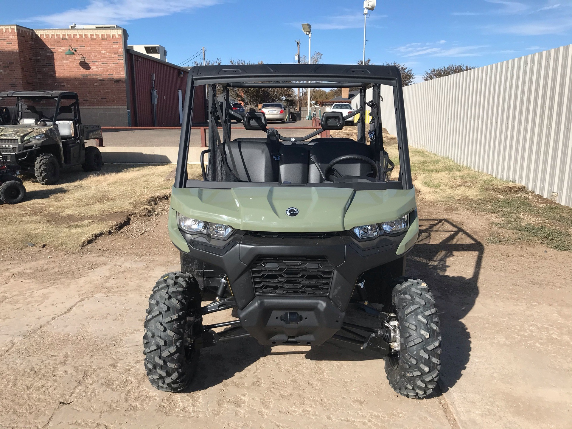 2021 Can-Am Defender MAX HD8 in Amarillo, Texas - Photo 2