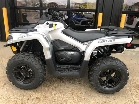 2020 Can-Am Outlander XT 570 in Amarillo, Texas - Photo 3