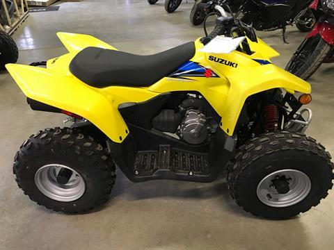 2021 Suzuki QuadSport Z90 in Amarillo, Texas - Photo 1