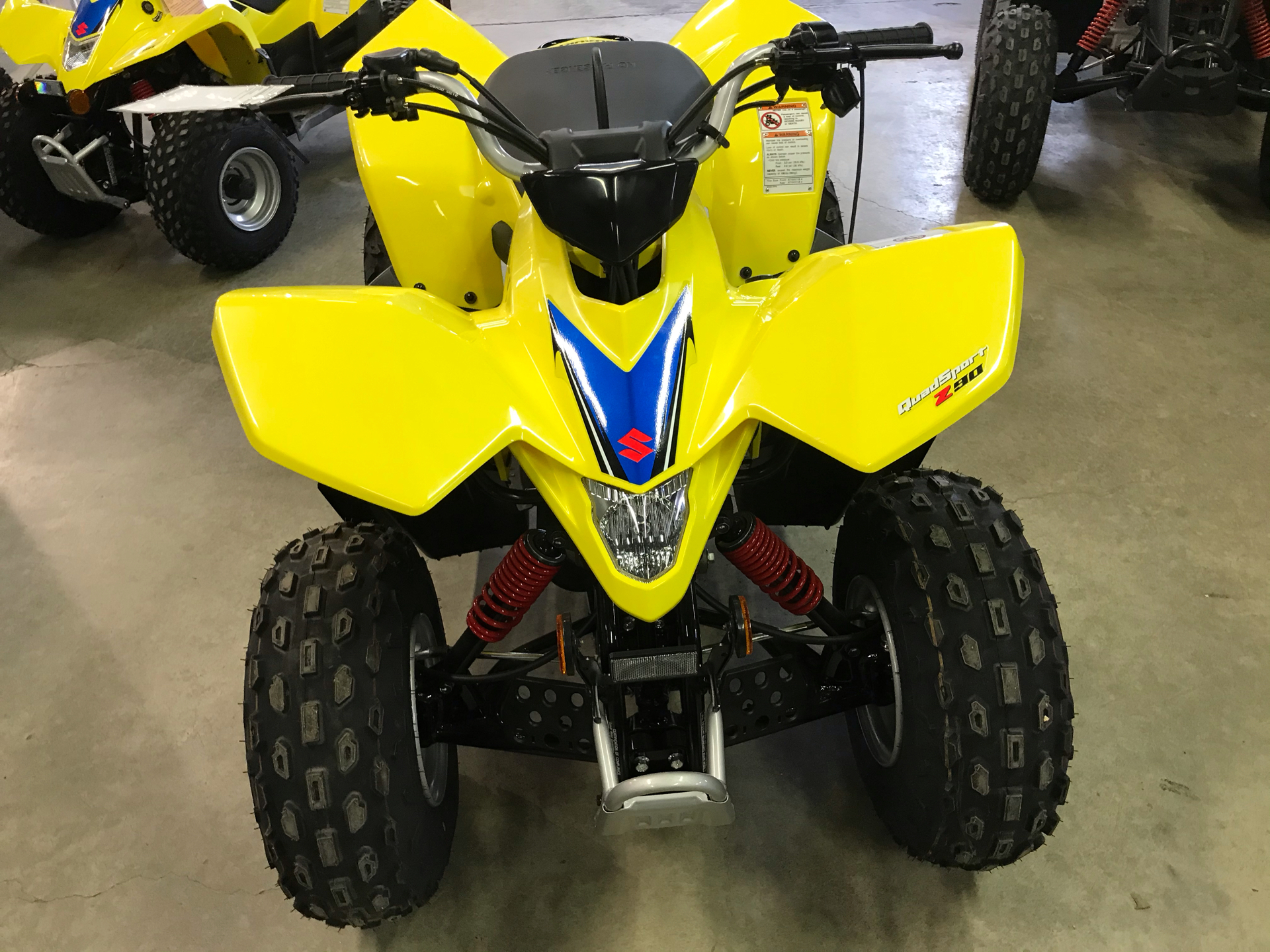 2021 Suzuki QuadSport Z90 in Amarillo, Texas - Photo 2