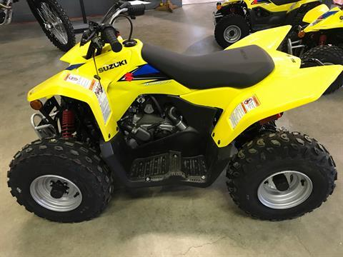 2021 Suzuki QuadSport Z90 in Amarillo, Texas - Photo 3