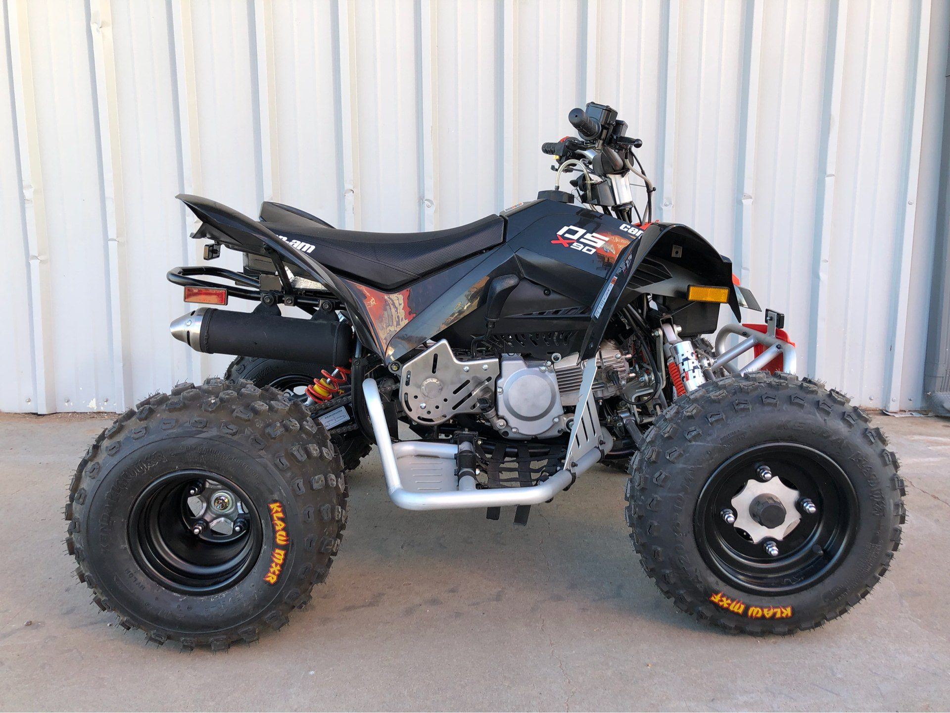 2019 Can-Am DS 90 X for sale 76578