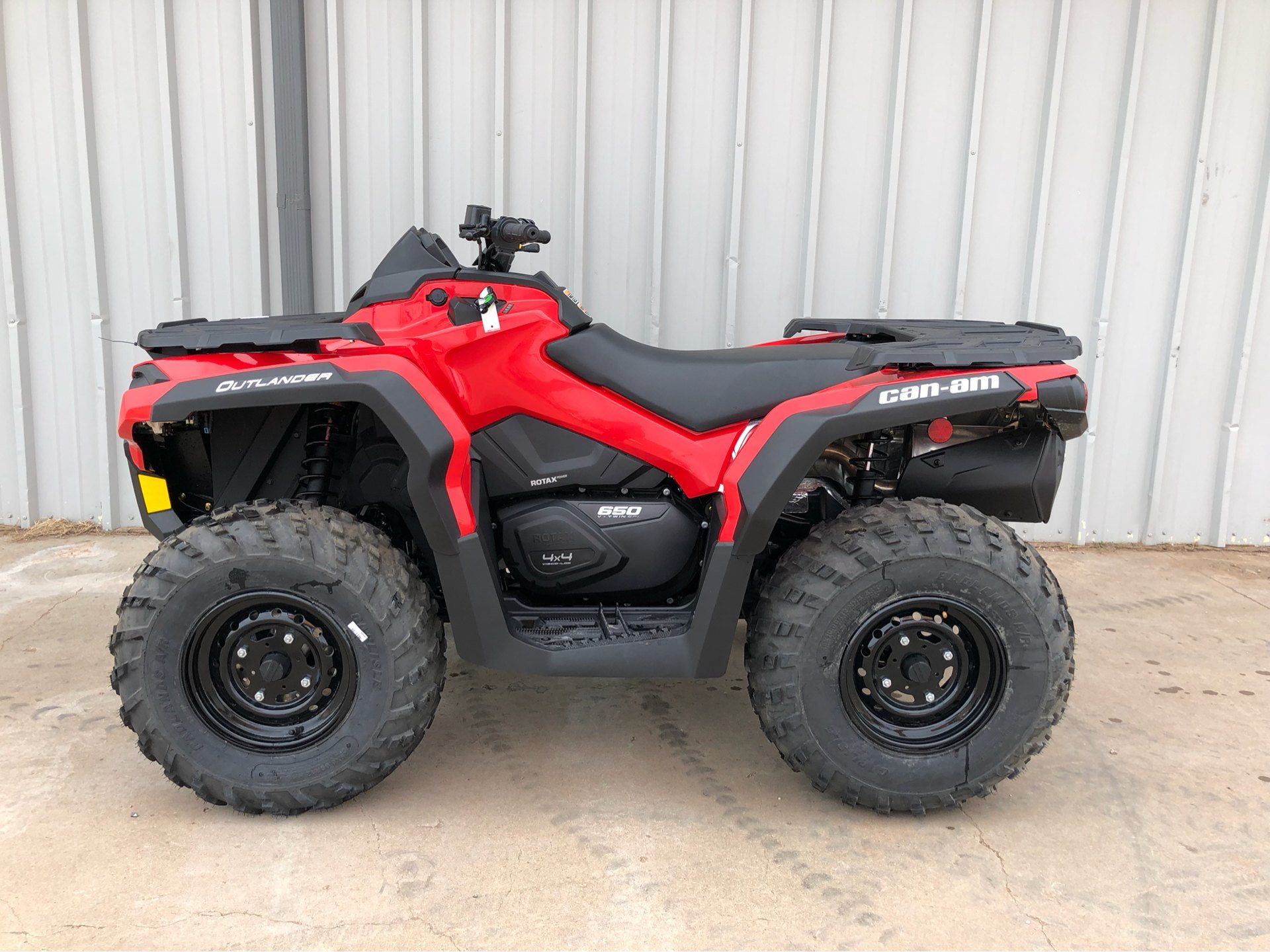 2019 Can-Am Outlander 650 for sale 76833