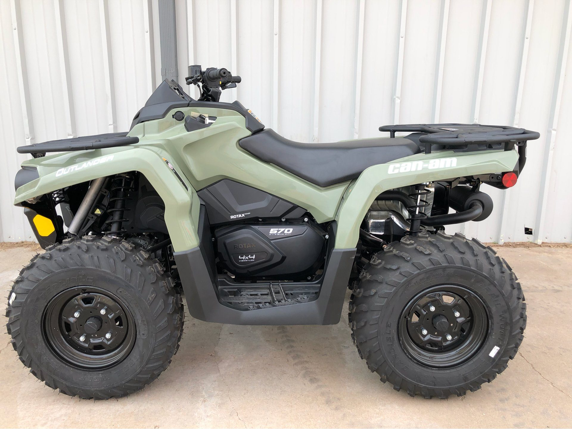 2018 Can-Am Outlander 570 for sale 76574