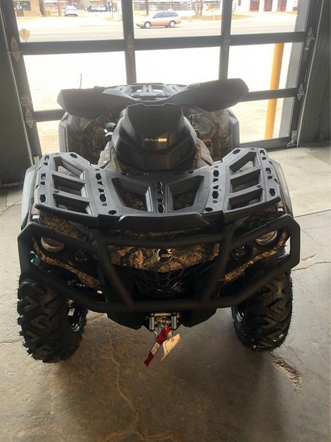2020 Can-Am Outlander XT 650 in Amarillo, Texas - Photo 2