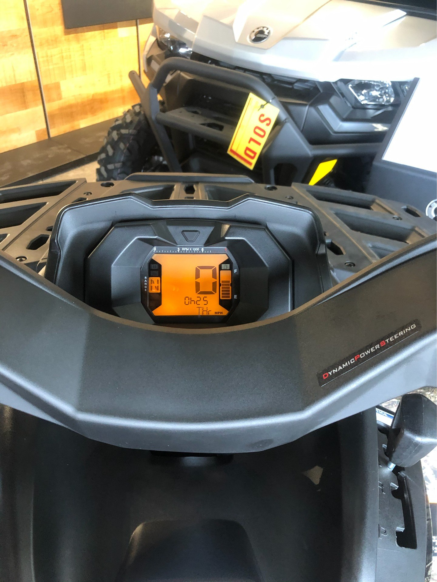 2020 Can-Am Outlander XT 650 in Amarillo, Texas - Photo 8