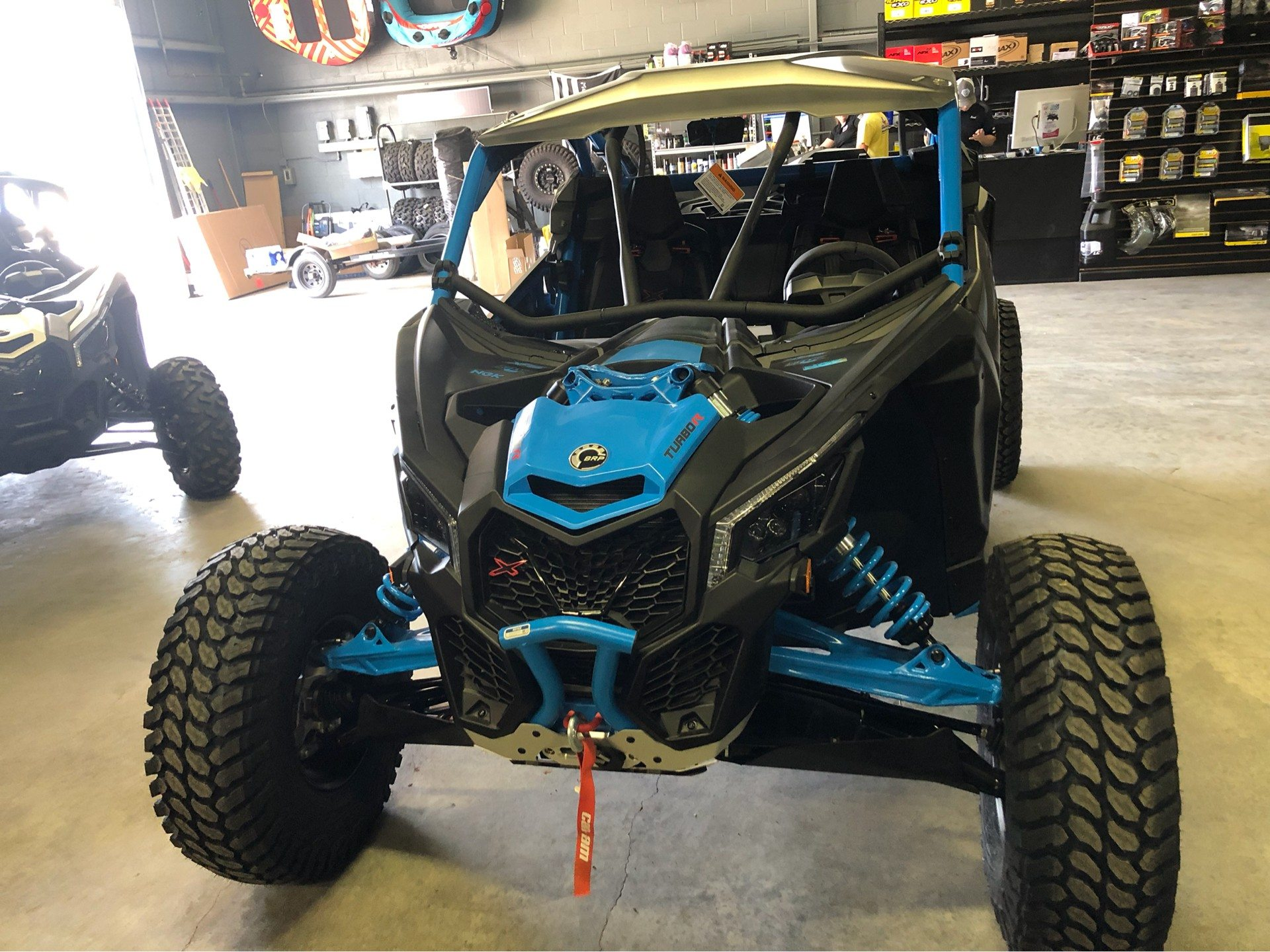 2019 Can-Am Maverick X3 X rc Turbo R in Amarillo, Texas - Photo 3