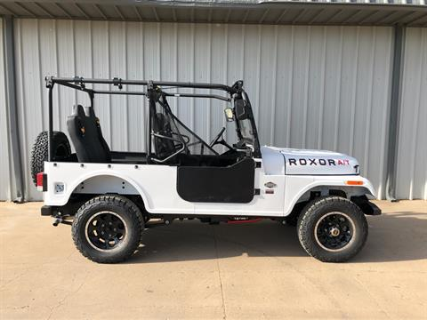 2019 Mahindra Automotive North America ROXOR Automatic Transmission Limited Edition in Amarillo, Texas - Photo 1