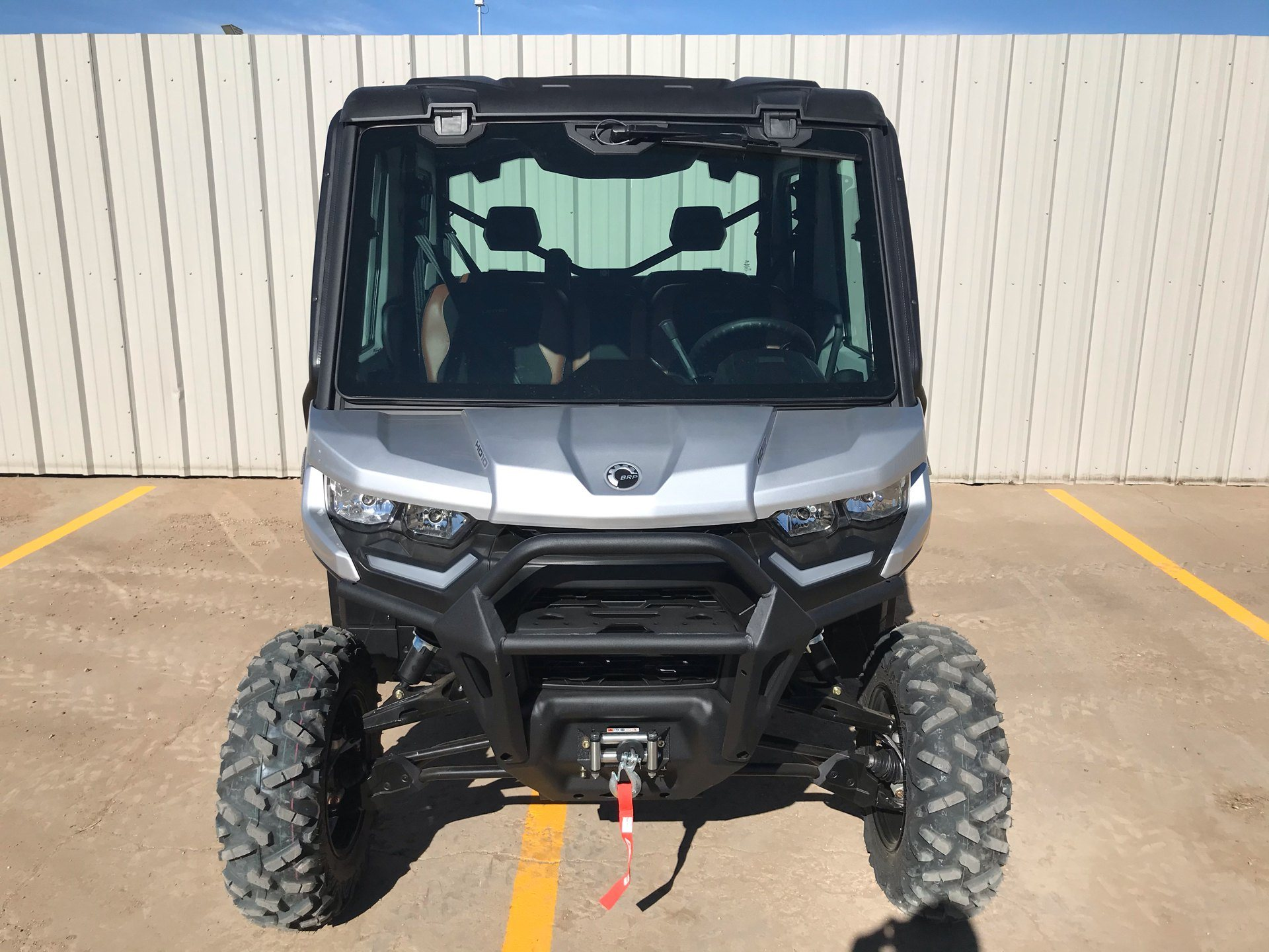 2021 Can-Am Defender Max Limited HD10 in Amarillo, Texas - Photo 2