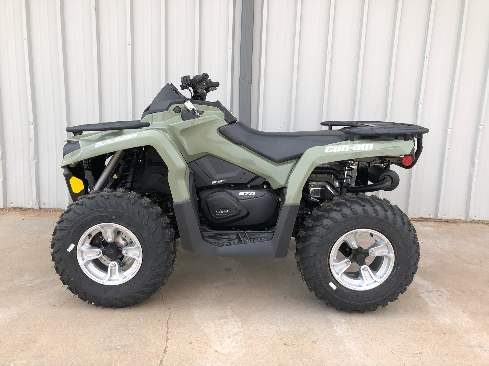 2018 Can-Am Outlander DPS 570 for sale 76659