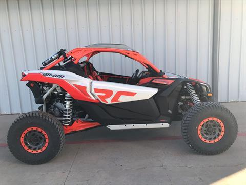 2021 Can-Am Maverick X3 X RC Turbo RR in Amarillo, Texas - Photo 1