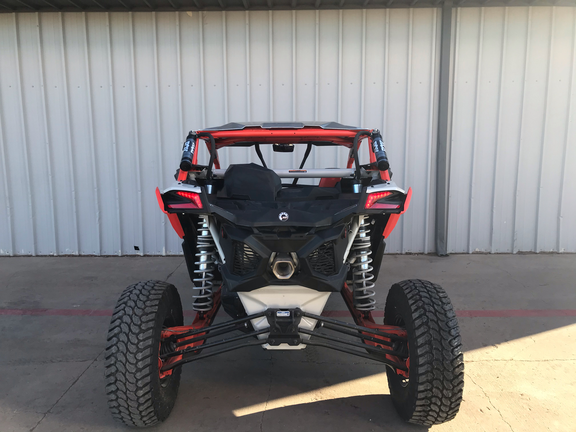 2021 Can-Am Maverick X3 X RC Turbo RR in Amarillo, Texas - Photo 4