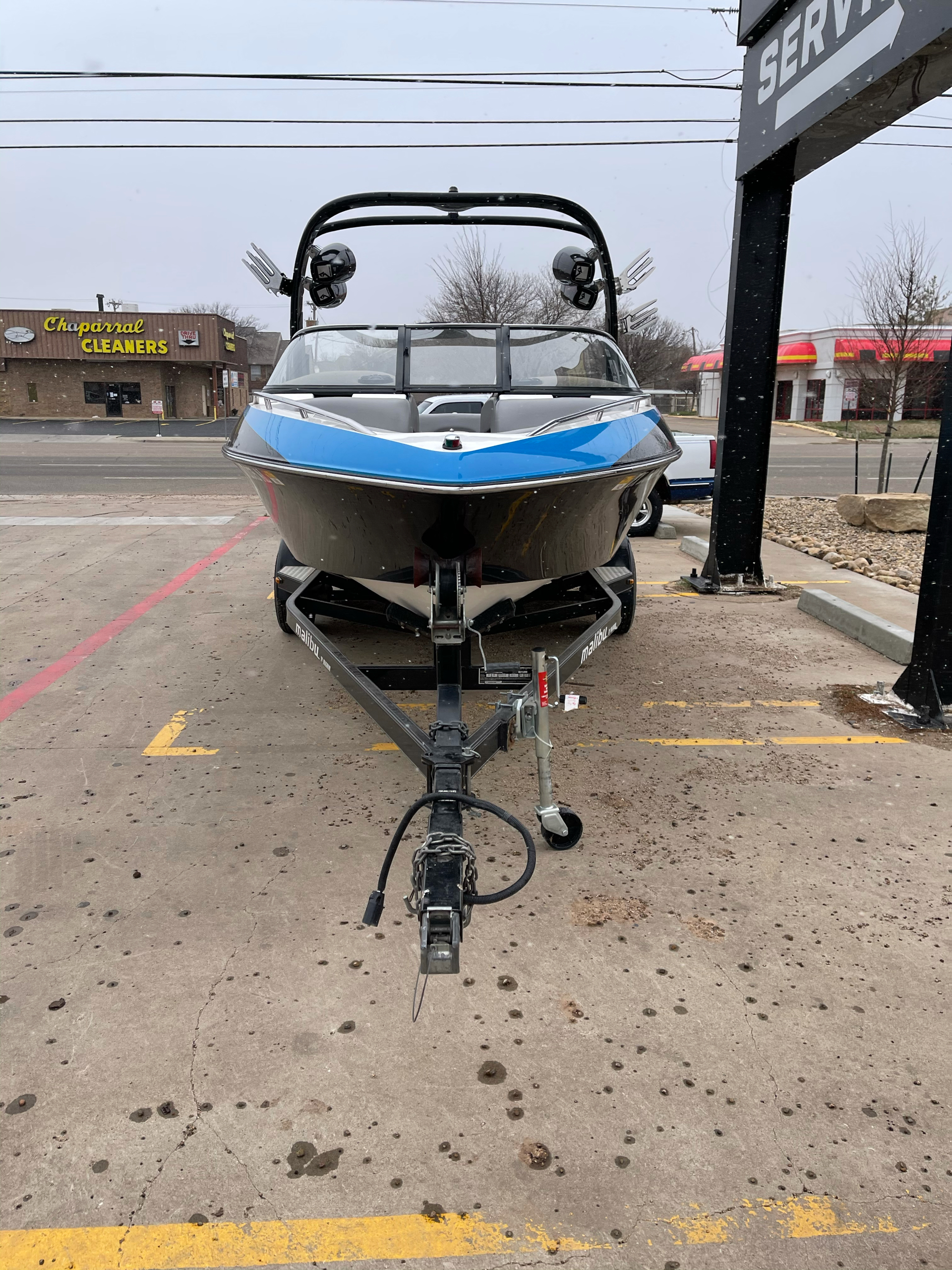 2007 Malibu  21 VLX in Amarillo, Texas - Photo 4