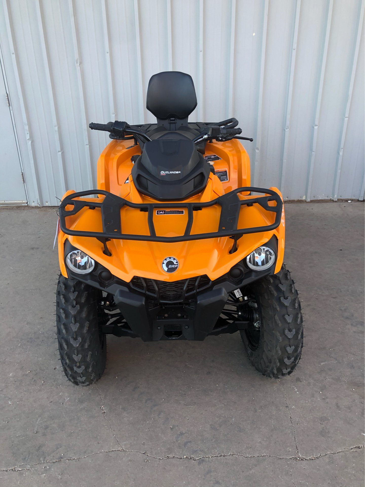 2020 Can-Am Outlander MAX DPS 570 in Amarillo, Texas - Photo 2