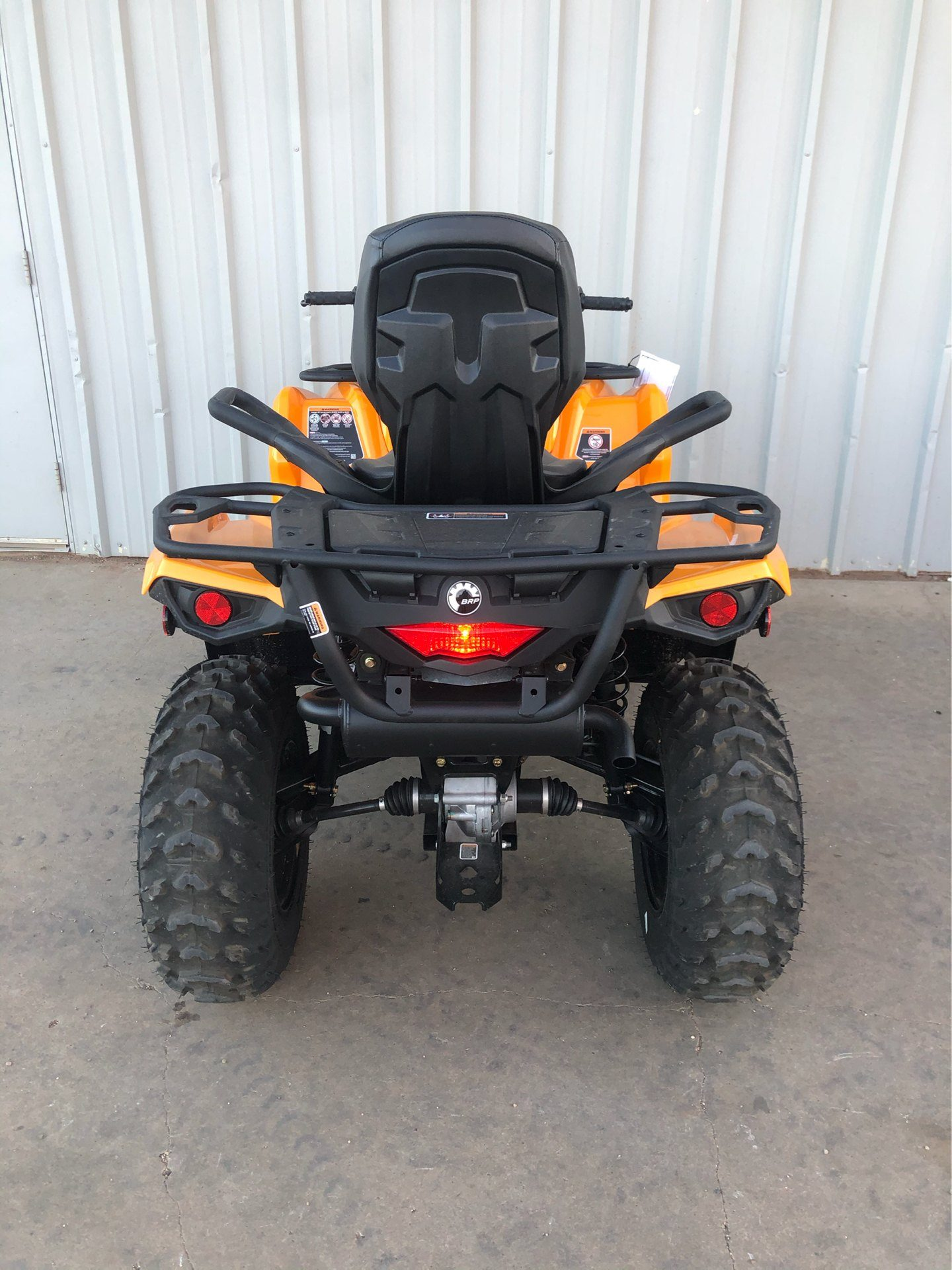 2020 Can-Am Outlander MAX DPS 570 in Amarillo, Texas - Photo 4