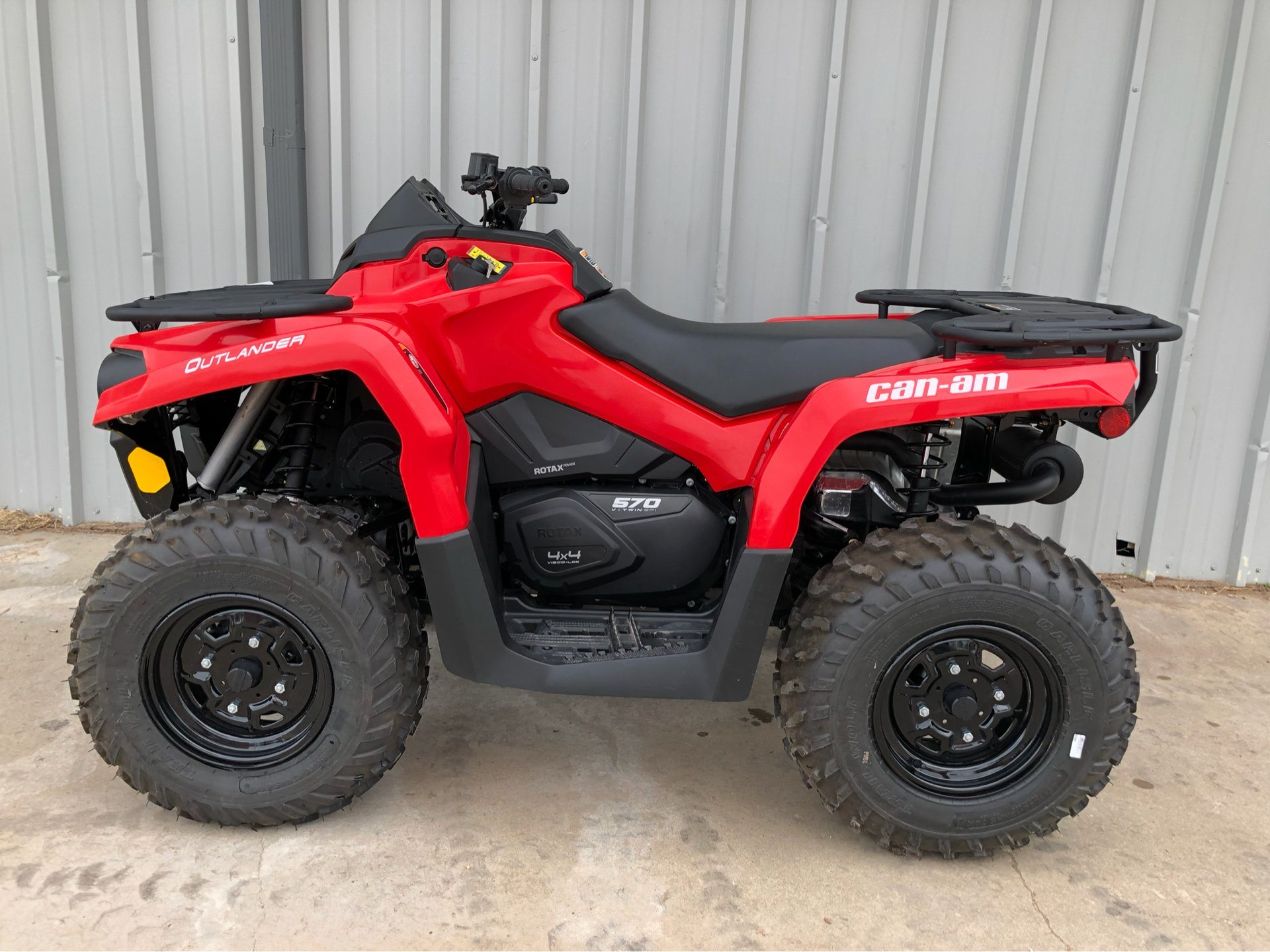 2018 Can-Am Outlander 570 for sale 76778