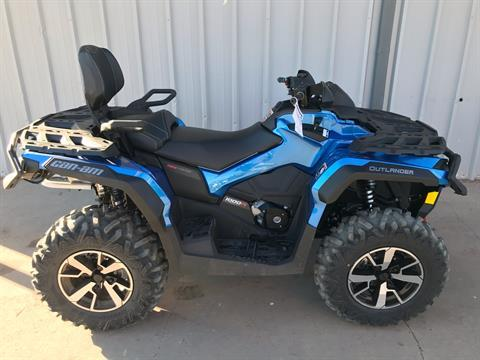 2021 Can-Am Outlander MAX Limited 1000R in Amarillo, Texas - Photo 1