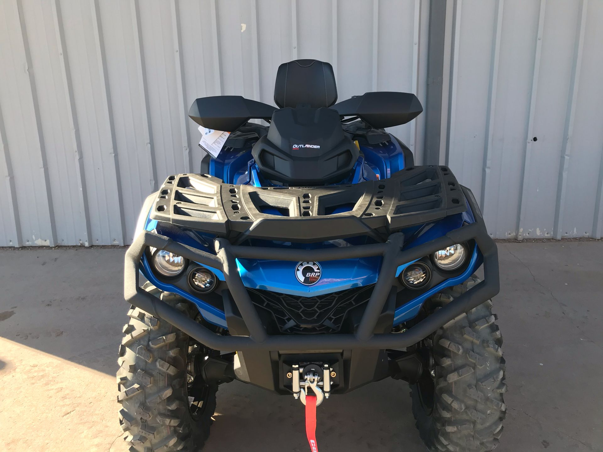 2021 Can-Am Outlander MAX Limited 1000R in Amarillo, Texas - Photo 2
