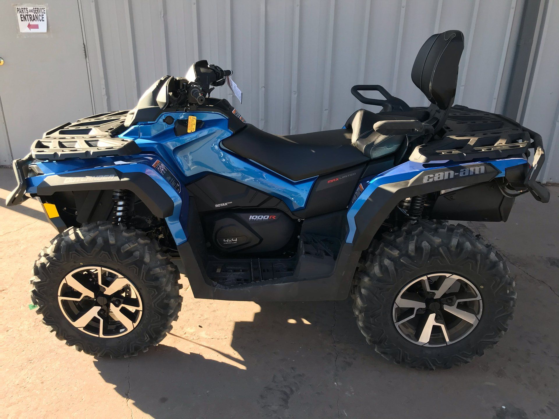 2021 Can-Am Outlander MAX Limited 1000R in Amarillo, Texas - Photo 3
