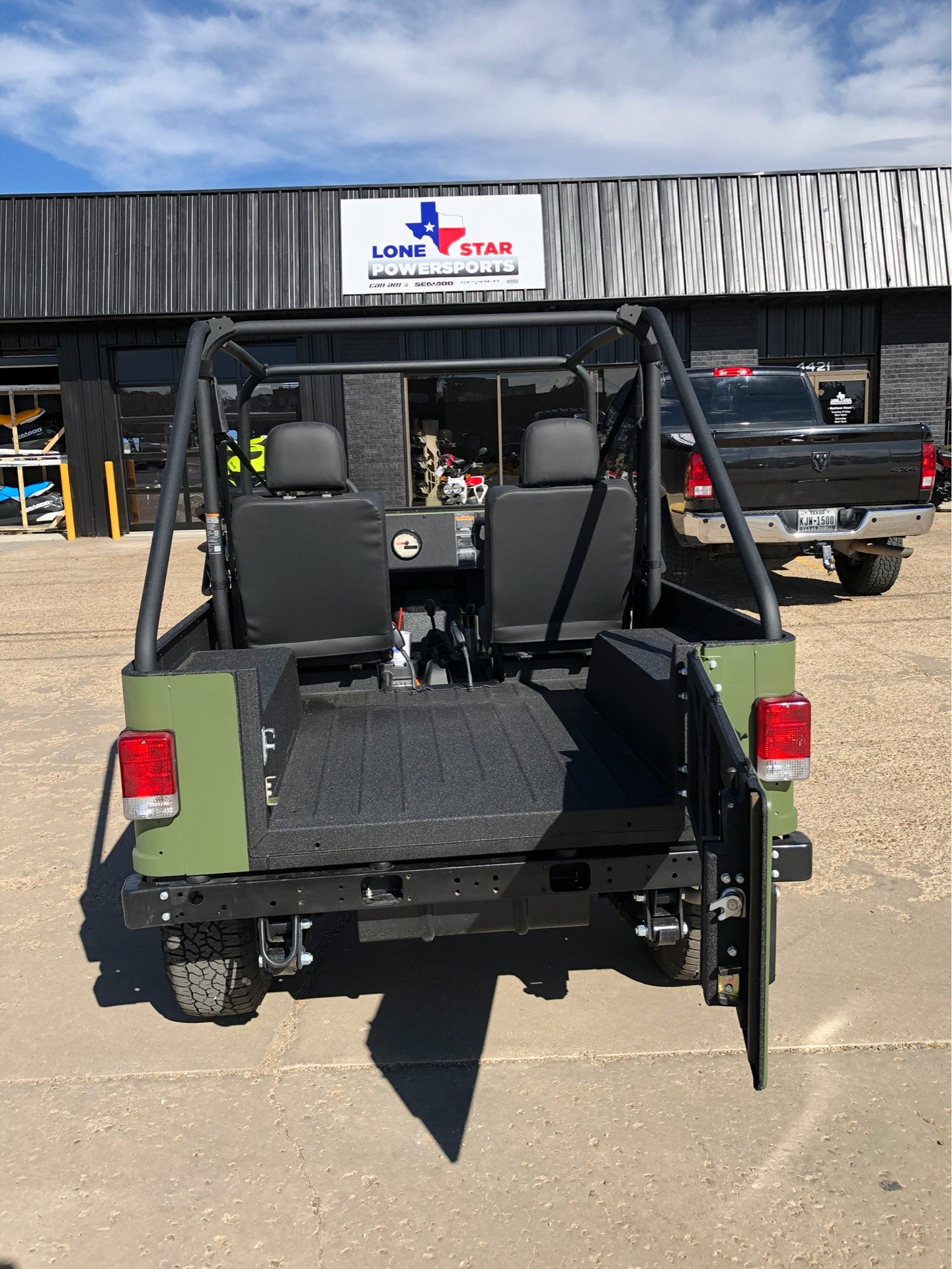 2019 Mahindra Automotive North America ROXOR Offroad in Amarillo, Texas - Photo 5