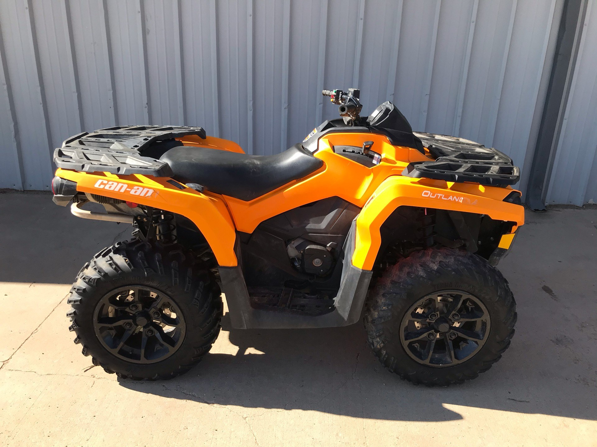 2018 Can-Am Outlander DPS 850 in Amarillo, Texas - Photo 1