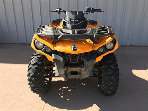 2018 Can-Am Outlander DPS 850 in Amarillo, Texas - Photo 2