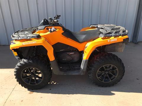 2018 Can-Am Outlander DPS 850 in Amarillo, Texas - Photo 3