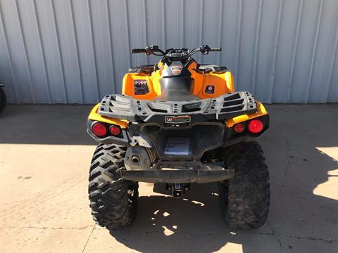 2018 Can-Am Outlander DPS 850 in Amarillo, Texas - Photo 4