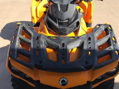 2018 Can-Am Outlander DPS 850 in Amarillo, Texas - Photo 12