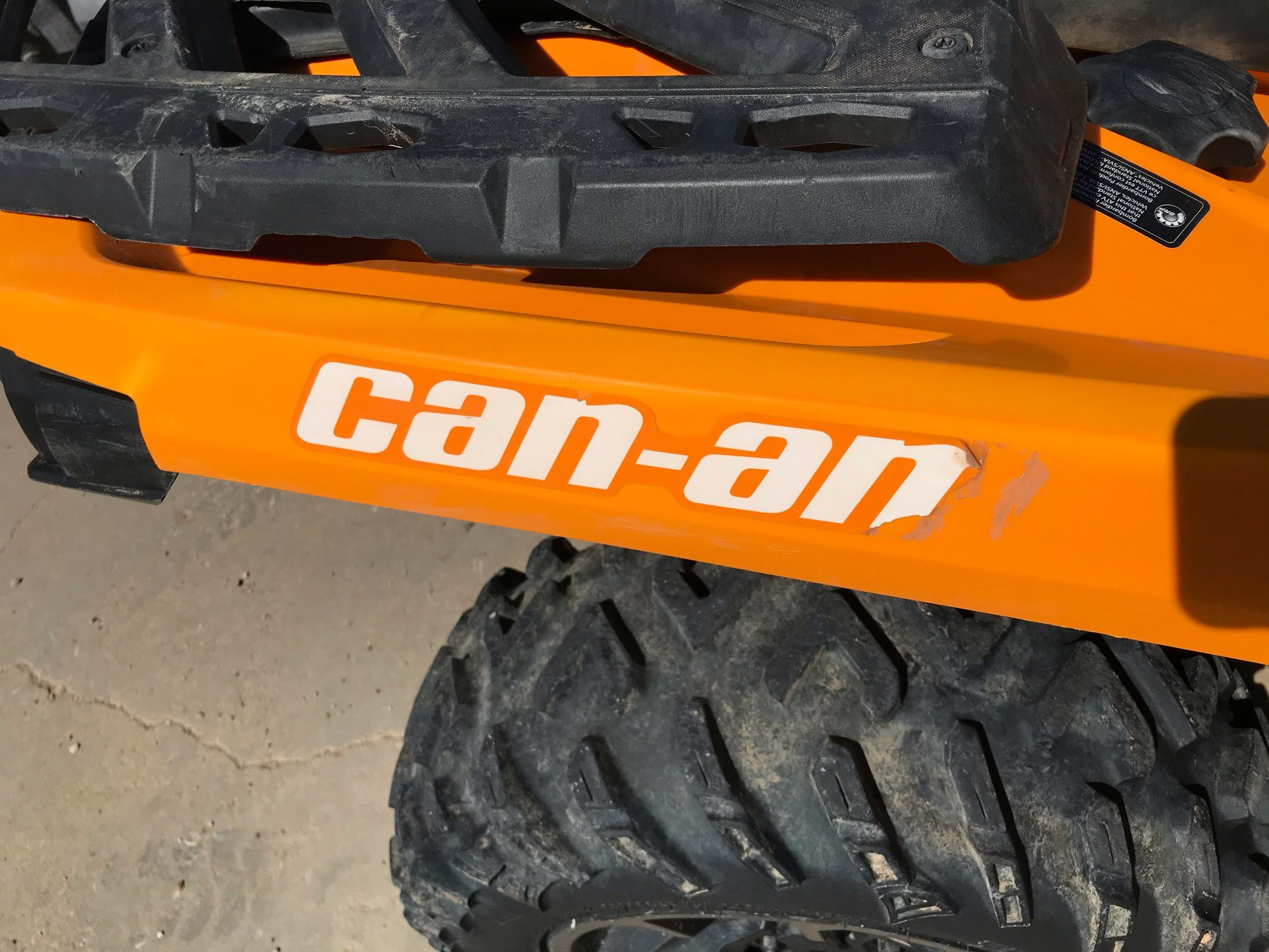 2018 Can-Am Outlander DPS 850 in Amarillo, Texas - Photo 16