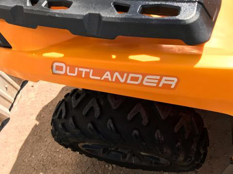 2018 Can-Am Outlander DPS 850 in Amarillo, Texas - Photo 19