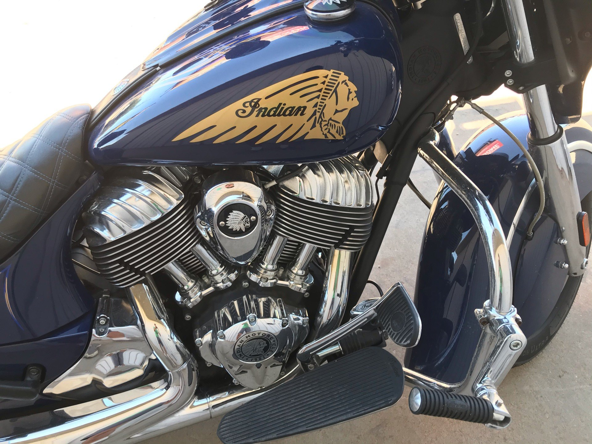 2014 Indian Chieftain™ in Amarillo, Texas - Photo 8